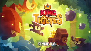 King Of Thieves Splash Screen